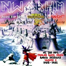 V/A - NWOBHM (New Wave Of British Heavy Metal) At The BBC - 'Friday Rock Show' Volume 2 1980-1982 (2LP) - UK Maida Vale Press - POSŁUCHAJ