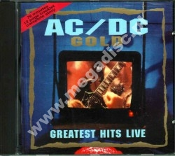 AC/DC - Gold - Greatest Hits Live