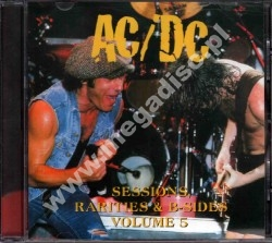 AC/DC - Sessions, Rarities & B-Sides, Volume 5 - RARE LIMITED