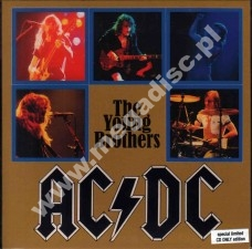 AC/DC - Young Brothers - RARE LIMITED Card Sleeve