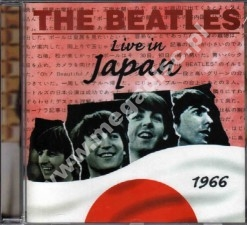 BEATLES - Live In Japan 1966 - RARE LIMITED