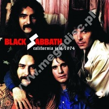 BLACK SABBATH - California Jam 1974 - EU Dead Man LIMITED Press - POSŁUCHAJ - VERY RARE