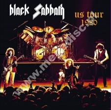 BLACK SABBATH - US Tour 1980 - EU Dead Man LIMITED Press - POSŁUCHAJ