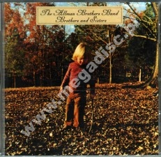 ALLMAN BROTHERS BAND - Brothers And Sisters - EU Edition