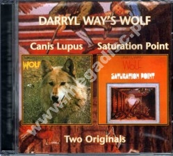 DARRYL WAY'S WOLF - Canis Lupus / Saturation Point - POSŁUCHAJ - VERY RARE