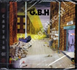 GBH - City Baby Attacked By Rats +6 - UK Captain Oi! Expanded - POSŁUCHAJ