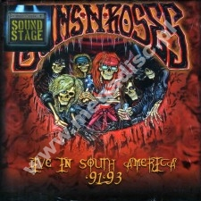 GUNS N' ROSES - Live In South America 1991-1993 (5CD)