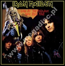 IRON MAIDEN - Live At The Palladium, New York 1982 - Dead Man LIMITED Press - POSŁUCHAJ