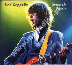 LED ZEPPELIN - Brussels Affair (2CD) - RARE LIMITED
