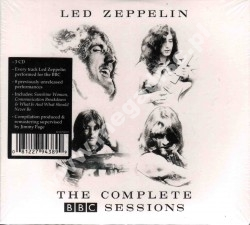 LED ZEPPELIN - Complete BBC Sessions (3CD) - EU Remastered