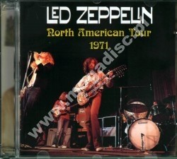 LED ZEPPELIN - North American Tour 1971 (2CD) - EU RARE LIMITED Press - POSŁUCHAJ