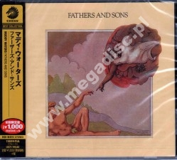 MUDDY WATERS - Fathers And Sons - Japan Press - POSŁUCHAJ