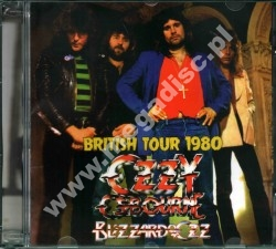 OZZY OSBOURNE BLIZZARD OF OZZ - British Tour 1980 (2CD) - EU RARE LIMITED Press - POSŁUCHAJ