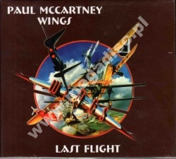 PAUL MCCARTNEY & WINGS - Last Flight - Complete 1979 Glasgow Concert (2CD) - RARE LIMITED - POSŁUCHAJ