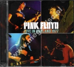 PINK FLOYD - Live In Oakland 1977 (2CD) - EU RARE LIMITED Press - POSŁUCHAJ
