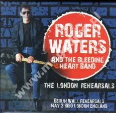 ROGER WATERS AND THE BLEEDING HEART BAND - The London Rehearsals May 1990 (2CD) - EU RARE LIMITED Card Sleeve