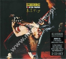 SCORPIONS - Tokyo Tapes (2CD) - EU Remastered Expanded Edition