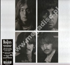 BEATLES - The Beatles - White Album 2LP + Esher Demos 2LP (4LP) - 50th Anniversary Reissue Deluxe Box Edition