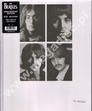 BEATLES - The Beatles - White Album (6CD + Blu-Ray) - 50th Anniversary Reissue Deluxe Edition