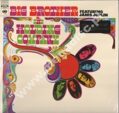 BIG BROTHER & THE HOLDING COMPANY - Big Brother & The Holding Company Featuring Janis Joplin - Music On Vinyl 180g Press