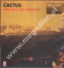 CACTUS - One Way ...Or Another - Music On Vinyl 180g Press