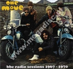 MOVE - BBC Radio Sessions 1967-1970 (2LP) - UK Maida Vale Press