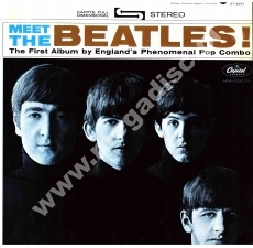BEATLES - Meet The Beatles - US Capitol February 1964 Stereo 1st Press
