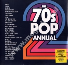 70s POP ANNUAL 2 (2LP) - UK 180g Press