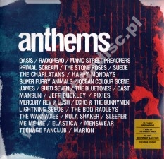 UK 90's Rock - Anthems (2LP) - UK 180g Press
