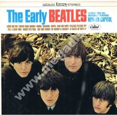 BEATLES - Early Beatles - US Capitol 1964 Stereo 1st Press