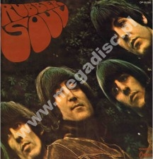 BEATLES - Rubber Soul - JAPAN Odeon 1967 Red Vinyl Stereo 2nd Press