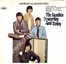 BEATLES - Yesterday... And Today - US Capitol 1966 Stereo 1st Press