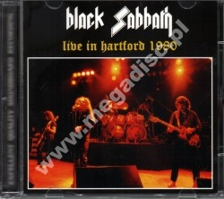 BLACK SABBATH - Live In Hartford 1980 - SPA Top Gear Limited Press - POSŁUCHAJ