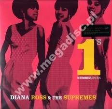 DIANA ROSS & THE SUPREMES - Number 1's (2LP) - Music On Vinyl 180g Press
