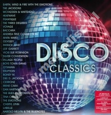 VARIOUS ARTISTS - DISCO CLASSICS (2LP) - UK 180g Press