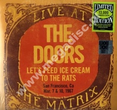 DOORS - Let's Feed Ice Cream To The Rats: Live At The Matrix Part 2 - Mar. 7 & 10, 1967 - EU Rhino RSD Record Store Day - POSŁUCHAJ