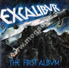 EXCALIBUR - First Album - GER Press - POSŁUCHAJ