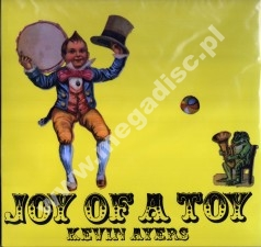 KEVIN AYERS - Joy Of A Toy - Music On Vinyl 180g Press - POSŁUCHAJ