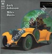 MILES DAVIS - Jack Johnson - Original Soundtrack Recording - Music On Vinyl 180g Press
