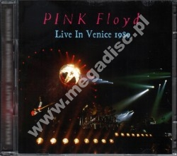 PINK FLOYD - Live In Venice 1989 (2CD) - SPA Top Gear Limited Press - POSŁUCHAJ