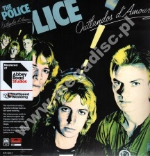 POLICE - Outlandos d'Amour - Abbey Road 2018 Half Speed Mastered