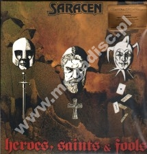 SARACEN - Heroes, Saints & Fools - Music On Vinyl 180g Press - POSŁUCHAJ