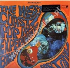 WEST COAST POP ART EXPERIMENTAL BAND - Part One - Music On Vinyl 180g Press - POSŁUCHAJ
