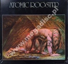 ATOMIC ROOSTER - Death Walks Behind You - ITA Akarma Press - POSŁUCHAJ