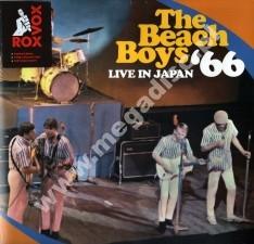 BEACH BOYS - Live In Japan '66 - EU 180g Limited Press - POSŁUCHAJ
