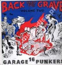 Back From The Grave Volume 2 - GER Crypt Record Press - POSŁUCHAJ
