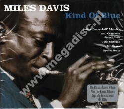 MILES DAVIS - Kind Of Blue (2CD) - EU Extended Edition