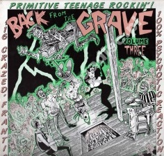 Back From The Grave Volume 3 - GER Crypt Record Press - POSŁUCHAJ