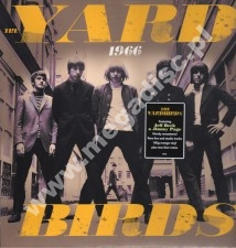 YARDBIRDS - 1966: Live & Rare - EU Repertoire 180g Press