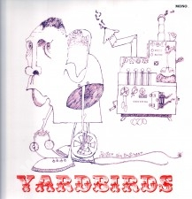 YARDBIRDS - Roger The Engineer - EU 180g Mono Press